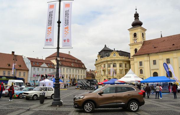 """Un francez la """"nemţi"""". Sibiu, plămânul funcţional al sporturilor cu motor din România - Poza 30"""