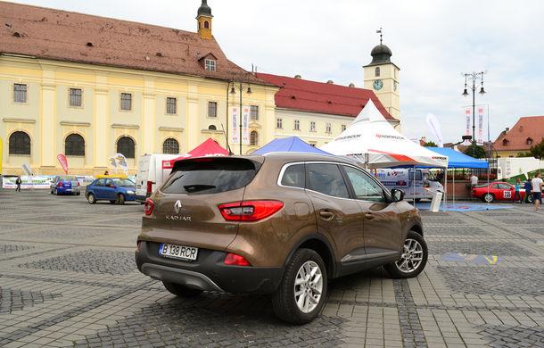 """Un francez la """"nemţi"""". Sibiu, plămânul funcţional al sporturilor cu motor din România - Poza 24"""
