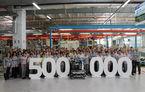 Dacia a produs la Mioveni motorul 0.9 TCe cu numărul 500.000
