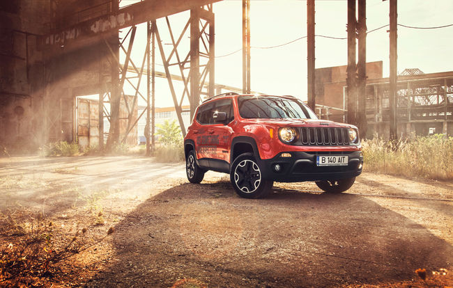 Test drive Jeep Renegade (2015-prezent)
