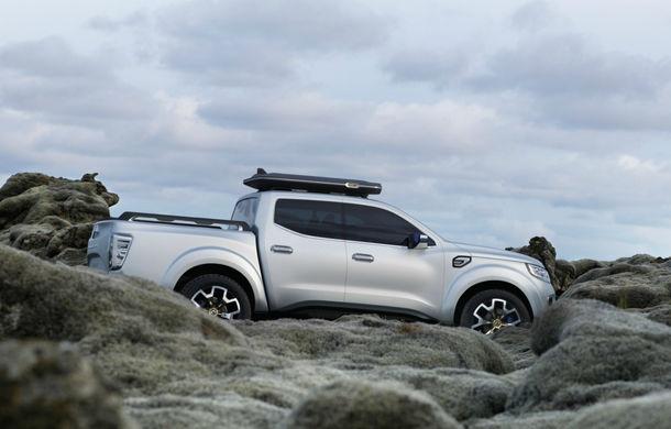 Renault Alaskan Concept anunță un viitor model pick-up în gama constructorului francez - Poza 20