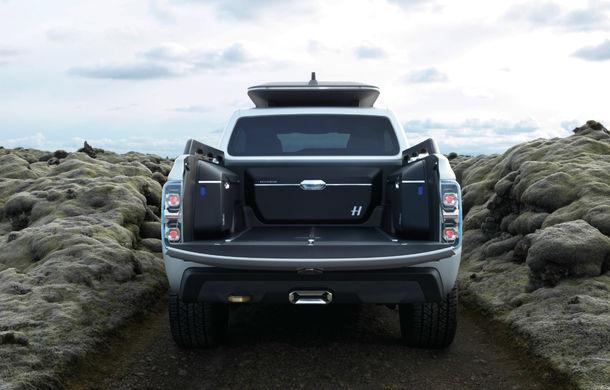 Renault Alaskan Concept anunță un viitor model pick-up în gama constructorului francez - Poza 19