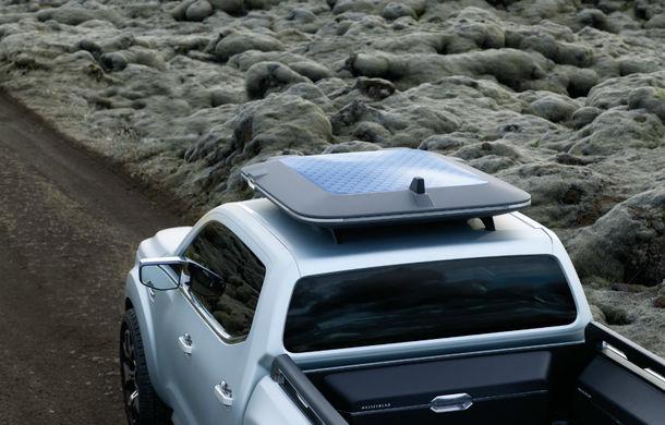 Renault Alaskan Concept anunță un viitor model pick-up în gama constructorului francez - Poza 18