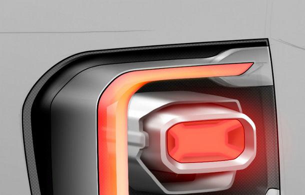 Renault Alaskan Concept anunță un viitor model pick-up în gama constructorului francez - Poza 2