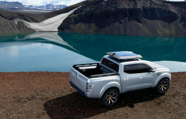 Renault Alaskan Concept anunță un viitor model pick-up în gama constructorului francez - Poza 8