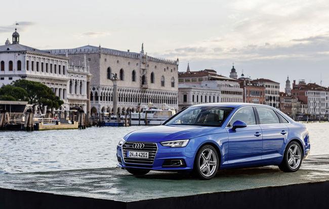 Test drive Audi A4 (2015-prezent)