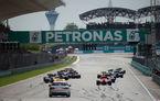 Ecclestone renunţă la planul ca sezonul 2016 să se încheie în decembrie