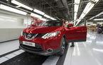 Actuala generație Nissan Qashqai a ajuns la 500.000 de unități în doar 21 de luni de la debut