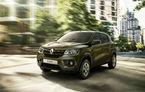 Renault Kwid, mini SUV-ul francezilor, costă doar 3500 de euro în India