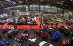 Salonul Auto București & Accesorii (SAB) se deschide în 1 octombrie. Lista modelelor pe care le vei putea vedea la Romaero Băneasa