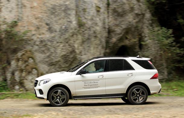 Cele mai noi SUV-uri Mercedes-Benz au fost prezentate oficial în România - Poza 7