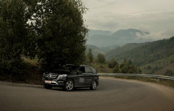 Cele mai noi SUV-uri Mercedes-Benz au fost prezentate oficial în România - Poza 4