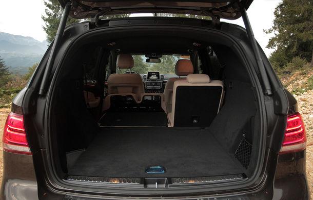 Cele mai noi SUV-uri Mercedes-Benz au fost prezentate oficial în România - Poza 21