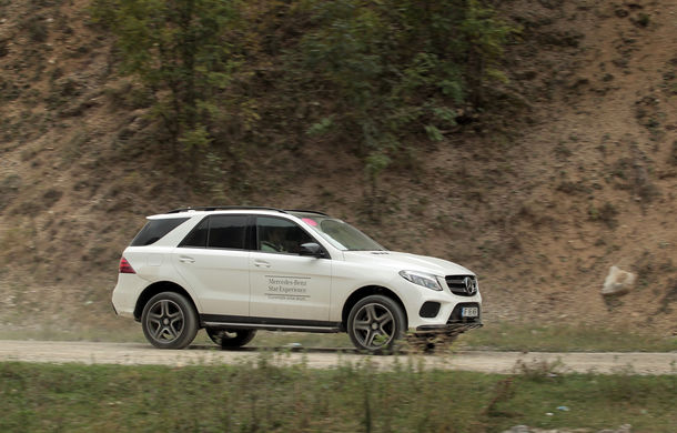 Cele mai noi SUV-uri Mercedes-Benz au fost prezentate oficial în România - Poza 9