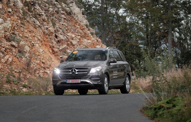 Cele mai noi SUV-uri Mercedes-Benz au fost prezentate oficial în România - Poza 5