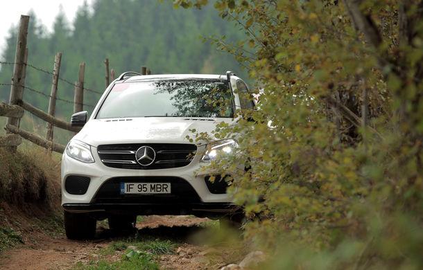 Cele mai noi SUV-uri Mercedes-Benz au fost prezentate oficial în România - Poza 8