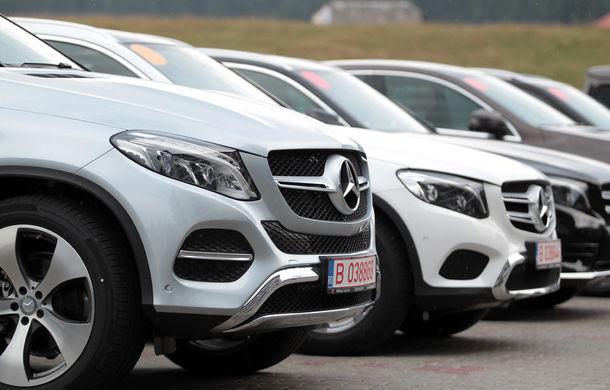 Cele mai noi SUV-uri Mercedes-Benz au fost prezentate oficial în România - Poza 16