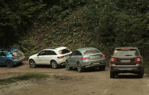 Cele mai noi SUV-uri Mercedes-Benz au fost prezentate oficial în România - Poza 15