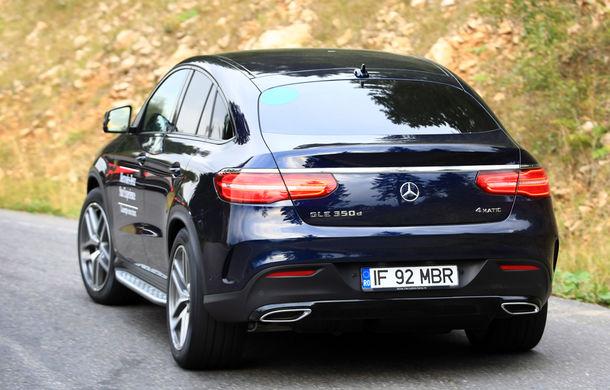 Cele mai noi SUV-uri Mercedes-Benz au fost prezentate oficial în România - Poza 11
