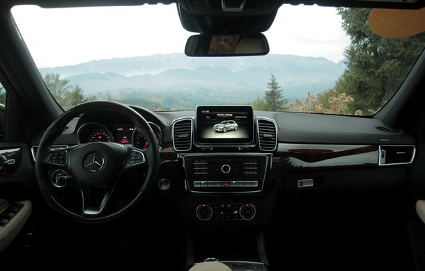 Cele mai noi SUV-uri Mercedes-Benz au fost prezentate oficial în România - Poza 19