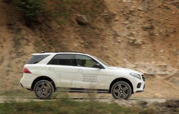 Cele mai noi SUV-uri Mercedes-Benz au fost prezentate oficial în România - Poza 10