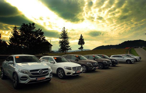 Cele mai noi SUV-uri Mercedes-Benz au fost prezentate oficial în România - Poza 17