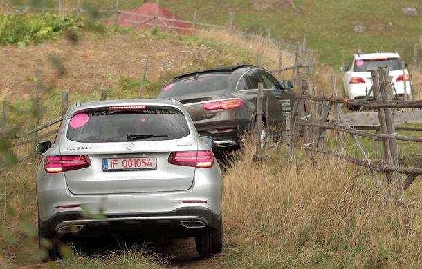 Cele mai noi SUV-uri Mercedes-Benz au fost prezentate oficial în România - Poza 18