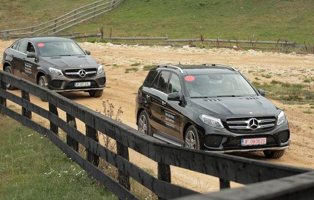 Cele mai noi SUV-uri Mercedes-Benz au fost prezentate oficial în România - Poza 14