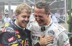 """Ferrari: """"Schumacher era introvertit. Vettel este privit de ingineri ca unul dintre ei"""""""