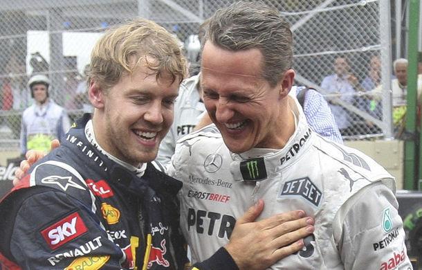 "Ferrari: ""Schumacher era introvertit. Vettel este privit de ingineri ca unul dintre ei"" - Poza 1"