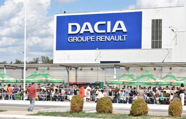 O zi în sânul familiei Dacia - Poza 32