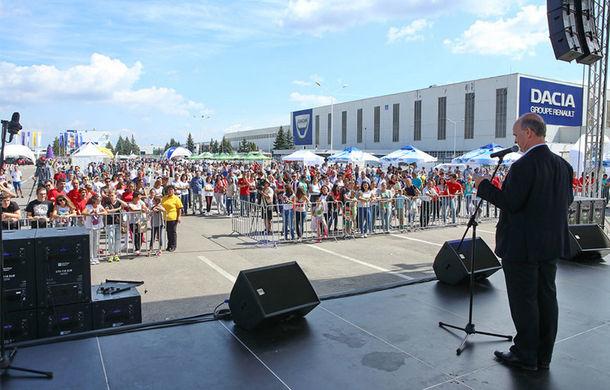 O zi în sânul familiei Dacia - Poza 19