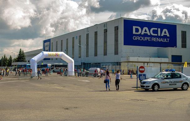 O zi în sânul familiei Dacia - Poza 22