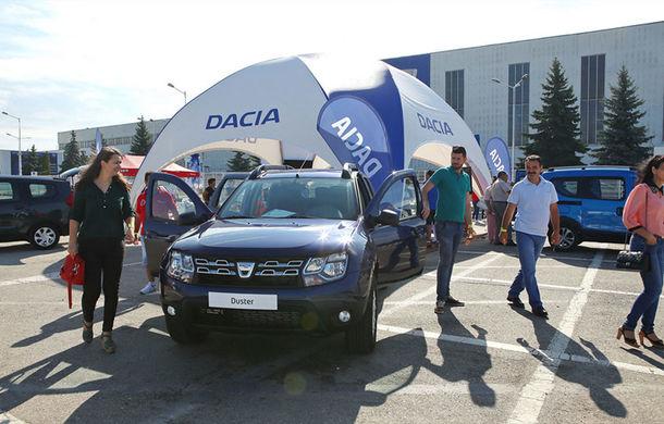 O zi în sânul familiei Dacia - Poza 18