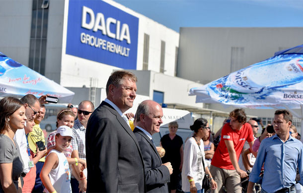 O zi în sânul familiei Dacia - Poza 29