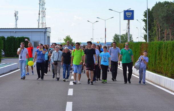 O zi în sânul familiei Dacia - Poza 10