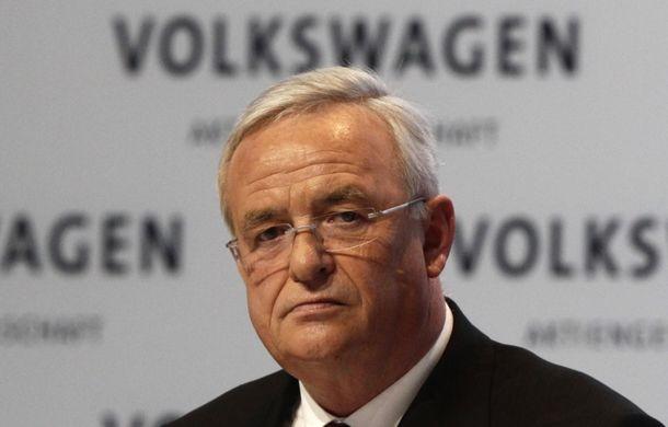 Martin Winterkorn, fostul CEO al Grupului Volkswagen, va renunța la toate pozițiile deținute în cadrul companiei - Poza 1
