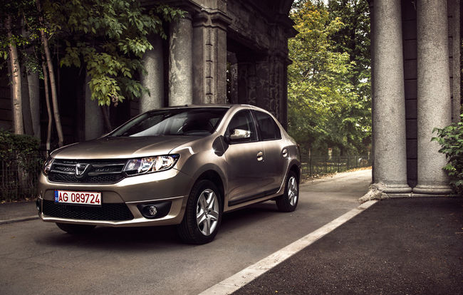 Test drive Dacia Logan (2012-2016)