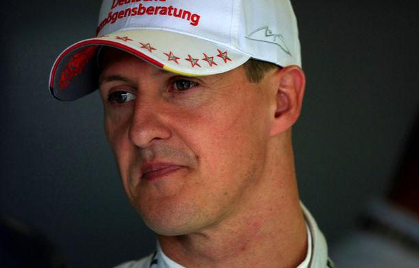 """Brawn: """"Recuperarea lui Schumacher este lentă, dar există speranţe"""" - Poza 1"""