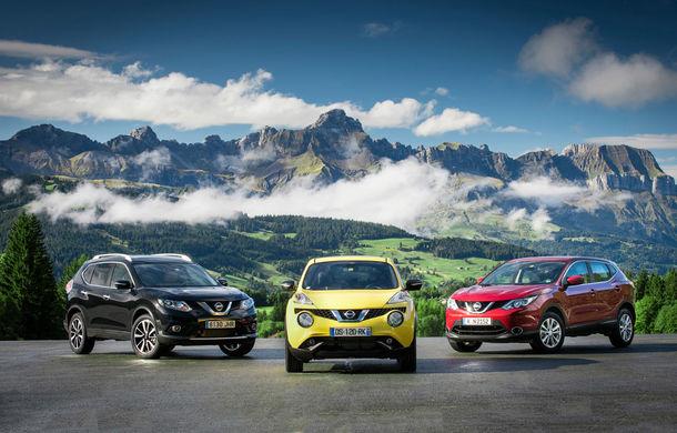 10 lucruri pe care nu le ştiai despre Nissan Juke, Qashqai şi X-Trail - Poza 1