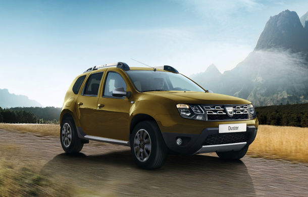 dacia prezint noul duster connected by orange wi fi. Black Bedroom Furniture Sets. Home Design Ideas