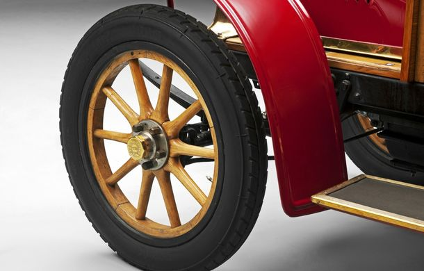 Skoda sărbătorește și are de ce: au trecut fix 110 de ani de când au fabricat prima lor mașină - Poza 6