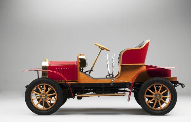 Skoda sărbătorește și are de ce: au trecut fix 110 de ani de când au fabricat prima lor mașină - Poza 3