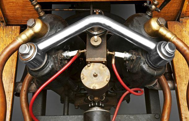 Skoda sărbătorește și are de ce: au trecut fix 110 de ani de când au fabricat prima lor mașină - Poza 11