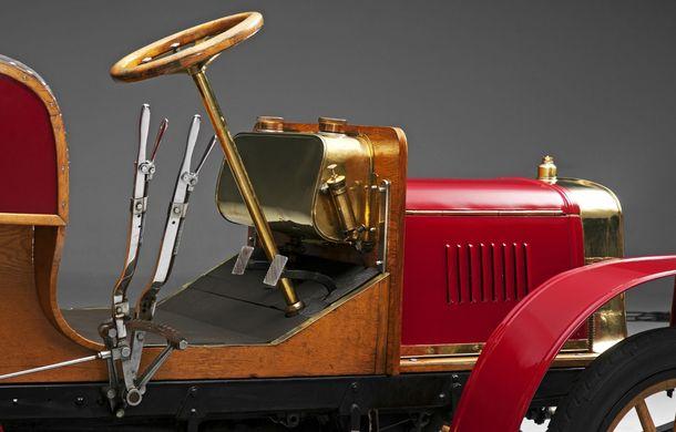 Skoda sărbătorește și are de ce: au trecut fix 110 de ani de când au fabricat prima lor mașină - Poza 5
