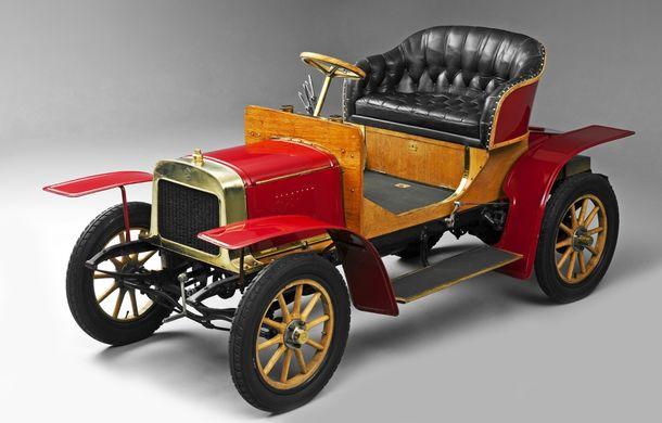 Skoda sărbătorește și are de ce: au trecut fix 110 de ani de când au fabricat prima lor mașină - Poza 2