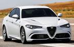 Italienii lovesc din nou: lansarea lui Alfa Romeo Giulia este amânată cu șase luni, până vara viitoare