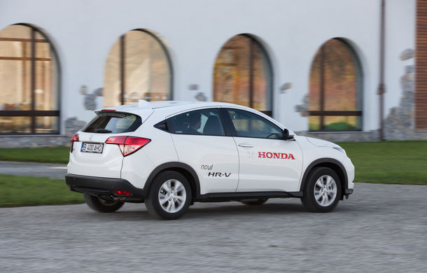 De toate pentru toţi: Honda a lansat în România noile Jazz, Type-R şi HR-V - Poza 4