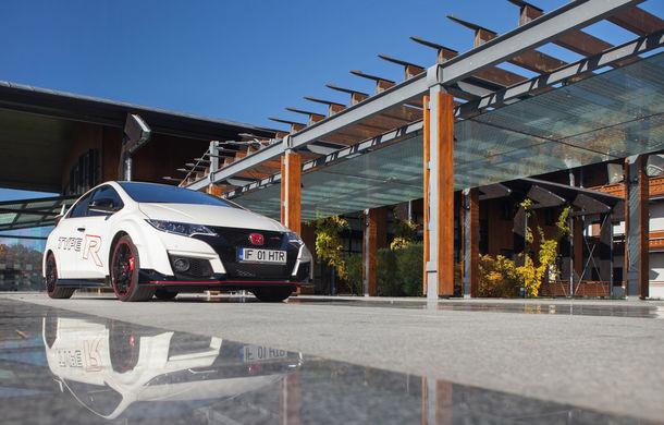 De toate pentru toţi: Honda a lansat în România noile Jazz, Type-R şi HR-V - Poza 74