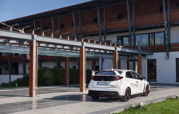 De toate pentru toţi: Honda a lansat în România noile Jazz, Type-R şi HR-V - Poza 71